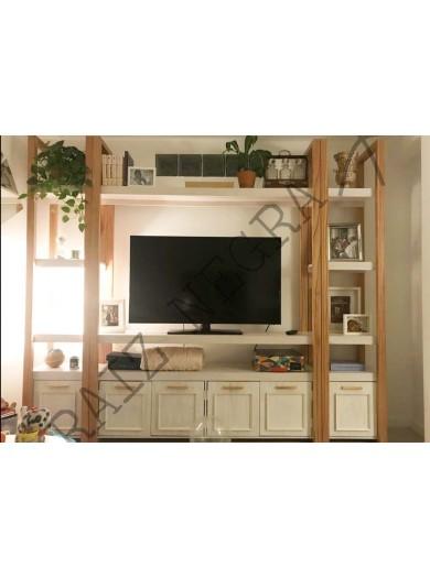 Mueble TV CATANIA con puertas