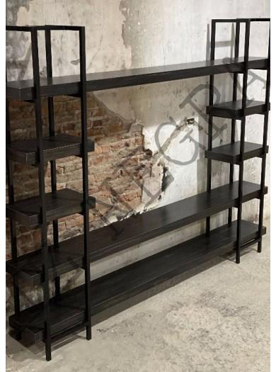 Mueble de TV BROOKLYN MAX - ROCK BLACK